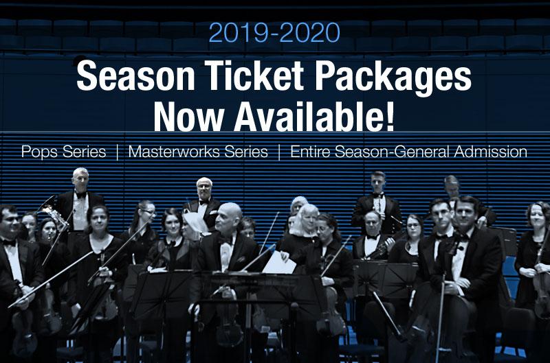 2019-2020 Season Ticket Packages