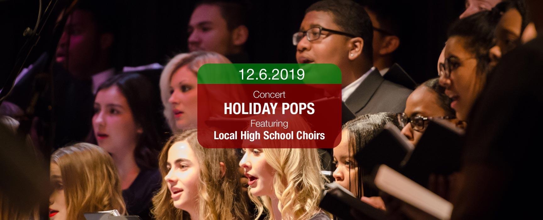 RSO Holiday Pops 12-6-2019