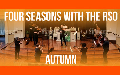Four Seasons with the RSO - Autumn