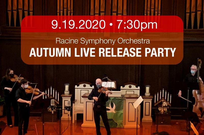 Autumn Live Release Party
