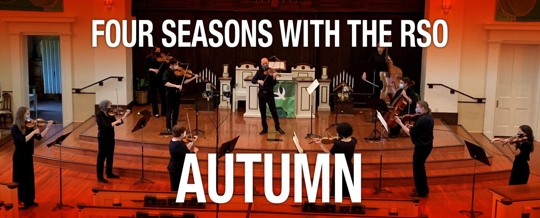 4 Seasons with the RSO-Autumn