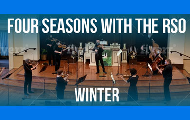 Four Seasons with the RSO - Winter