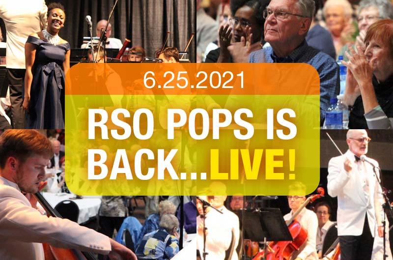 RSO Pops June 2021