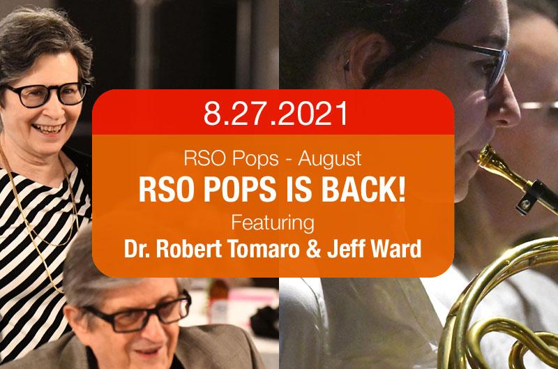 RSO Pops - August
